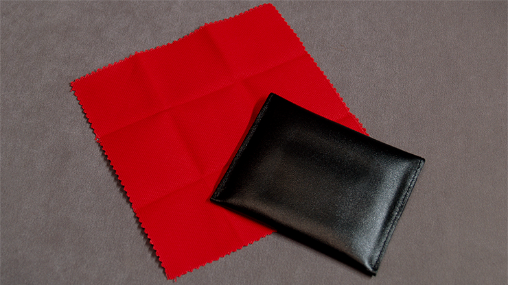 Super Soft Deluxe Nest of Wallets 2.0 by Nick Einhorn Close-Up Coin Magic Tricks