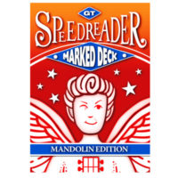 GT Speedreader Marked Deck (809 Mandolin Back)