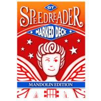 GT Speedreader Marked Deck (809 Mandolin Back)