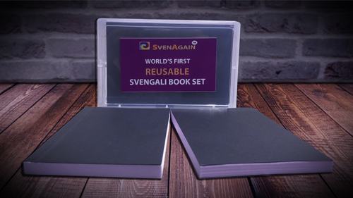 SvenAgain Reusable Svengali Pad Set (2) by Sven Lee