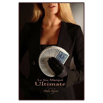 Ultimate Marked Deck (RED Back Bicycle Cards)