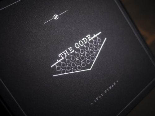 TThe Code by Andy Nyman Box