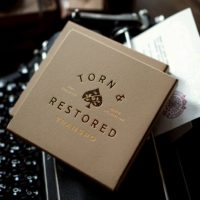 Torn & Restored Transpo Theory11 Box