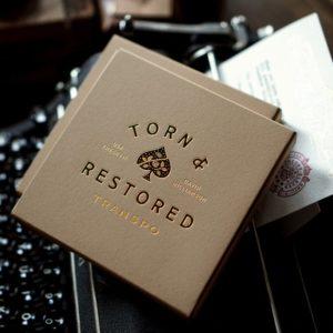 Torn & Restored Transpo Theory11 Box