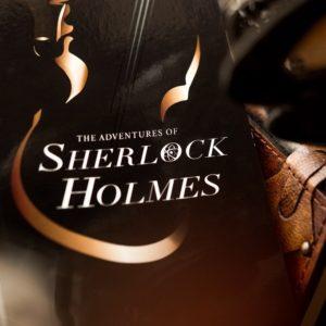Sherlock Holmes By Josh Zandman & Theory11