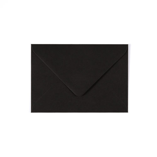 Magicians Playing Card Envelopes - Black (25)