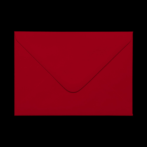 Magicians Playing Card Envelopes - Red (25)