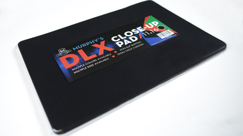 "Deluxe Close-Up Pad 11"" X 16"" Black"