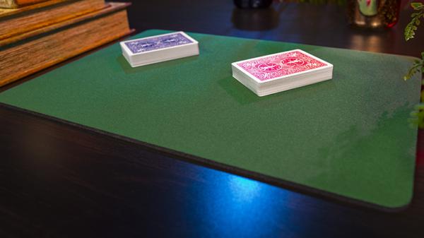 Economy Close-Up Pad 11X16 (Green) by Murphy's Magic