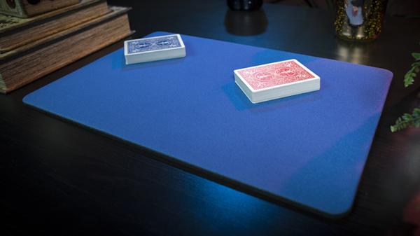 Standard Close-Up Pad 11X16 (Blue) by Murphy's Magic