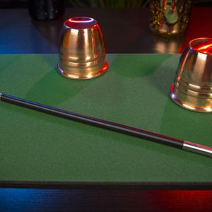 Standard Close-Up Pad 11X16 (Green) by Murphy's Magic