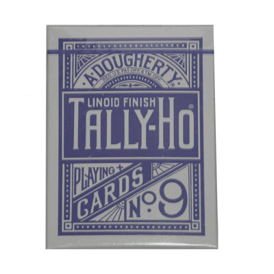 Tally Ho Circle Back - Blue