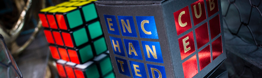 Enchanted Cube Banner