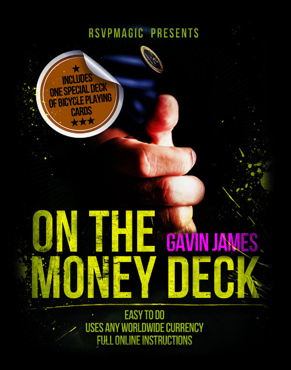 On The Money By Gavin James and RSVP Magic