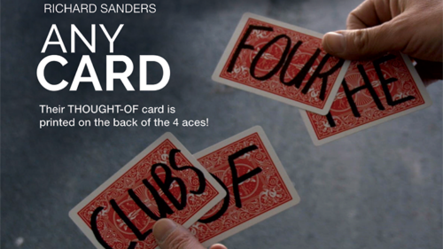 Any-card-richard-sanders